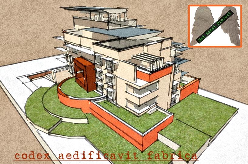 progetti di hotel su milano progetti di condomini studi di architettura milano
